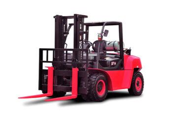 Série XF de 5-7 toneladas