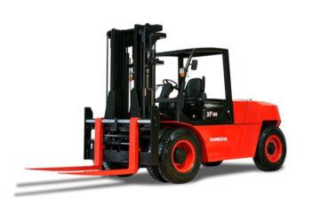 Série XF de 8-10 toneladas